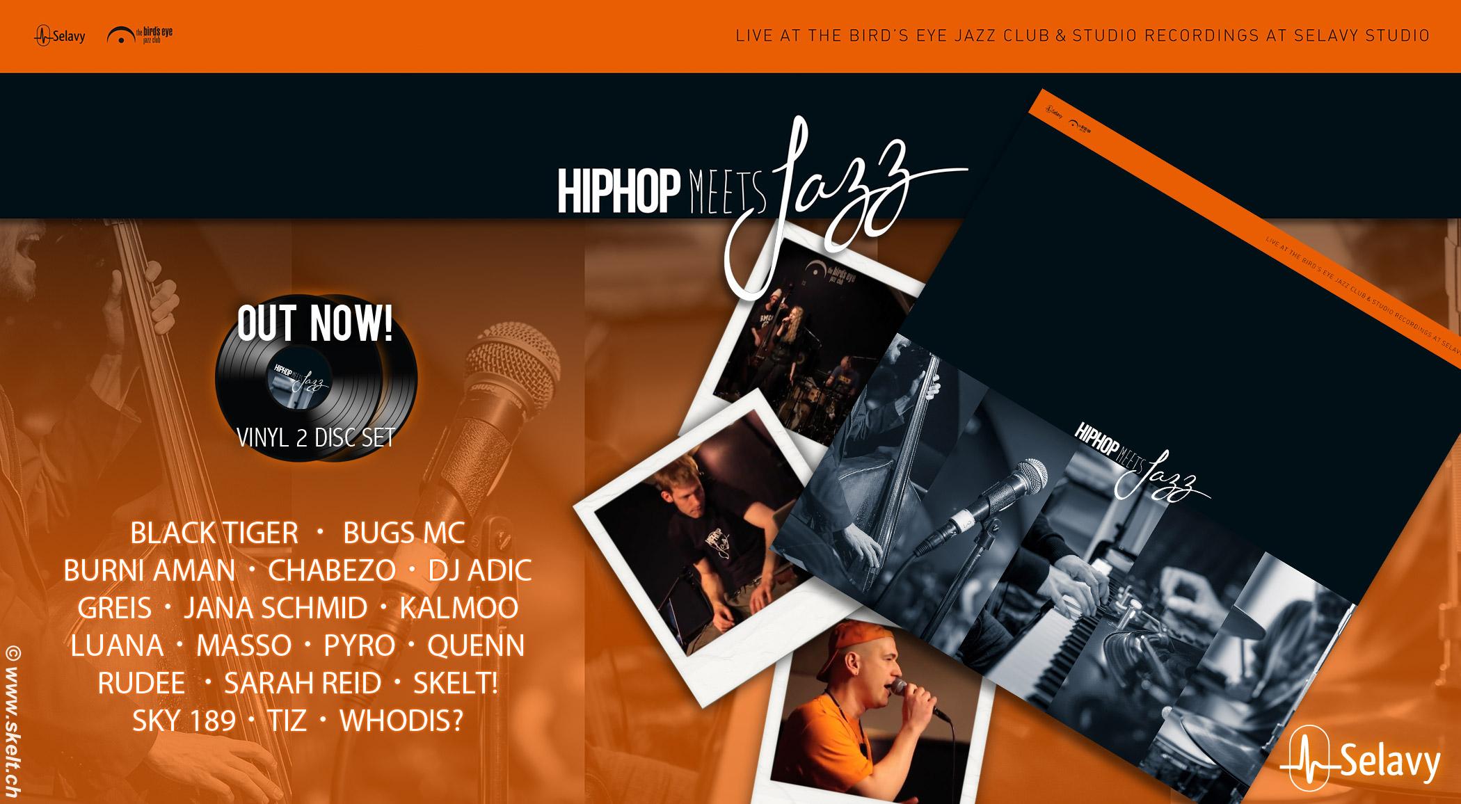 Hip Hop meets Jazz (CD / 2016)