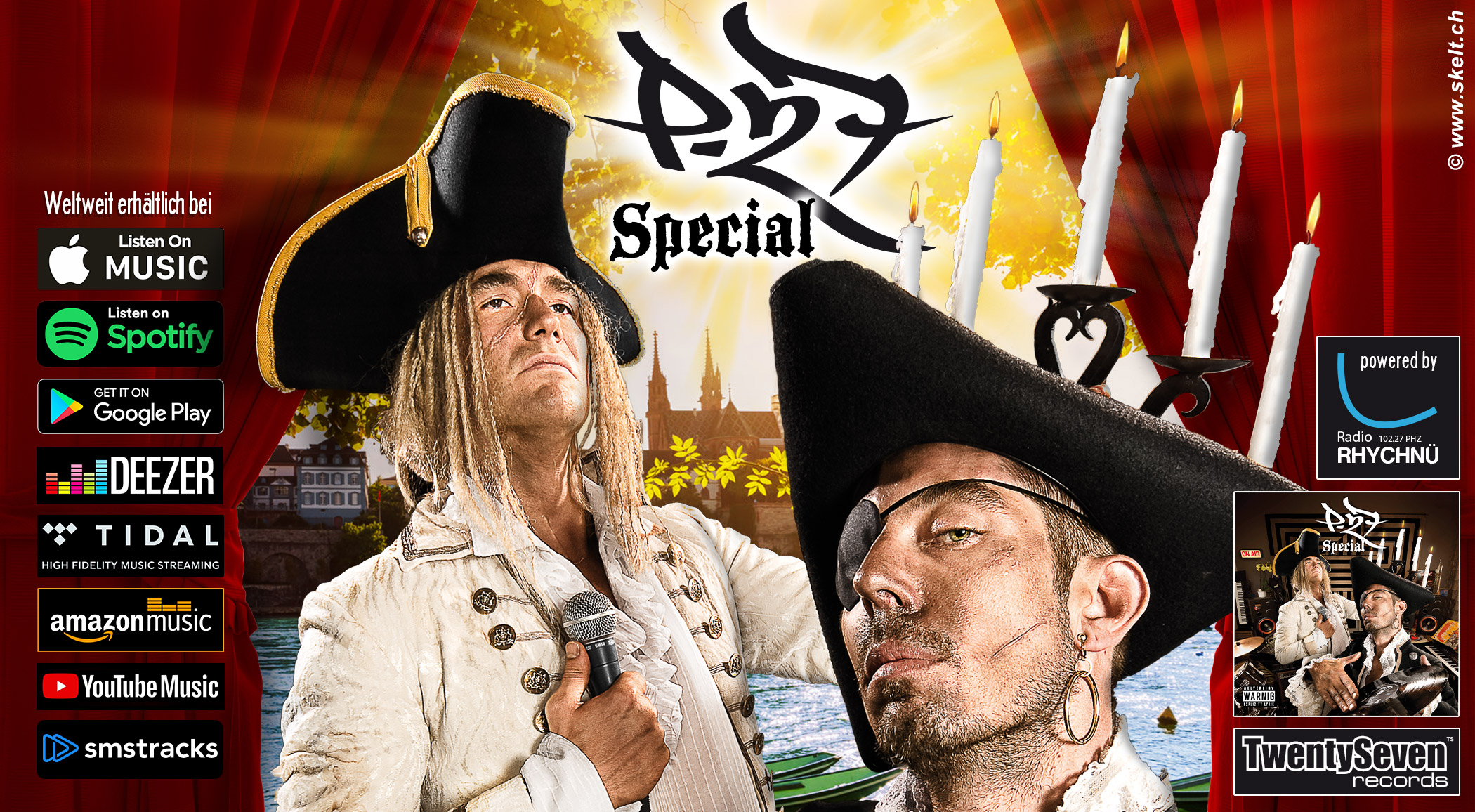 P-27 - Special (CD / 2010)