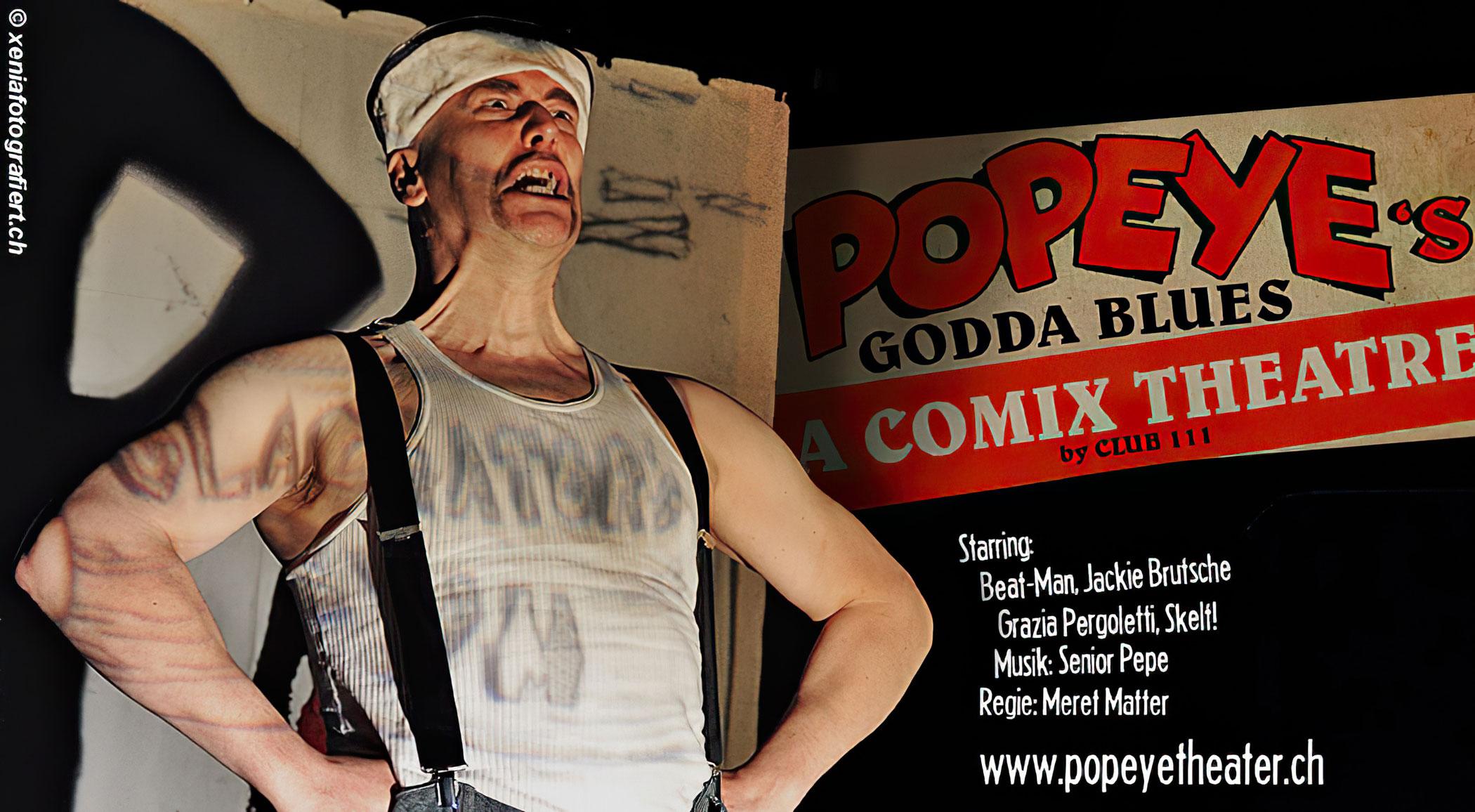 Popeye Comix Theatre