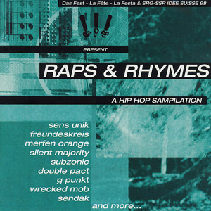 Skeltigeron @ Raps & Rhymes (Sampler / 1998)