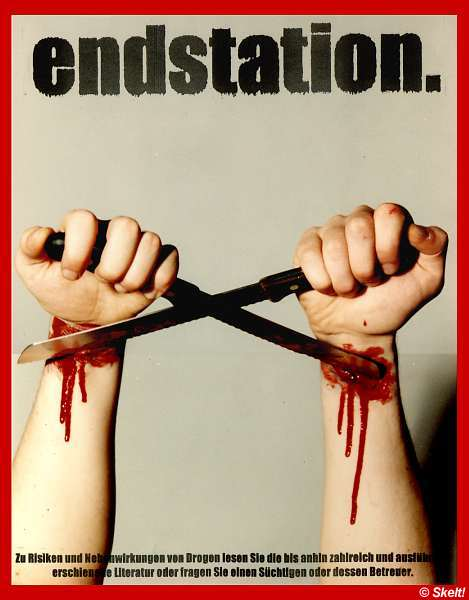 «Endstation» Plakat